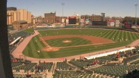 Rochester Red Wings - baseball field