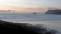 Polzeath - Beach