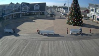 Bethany Beach - Boardwalk stage