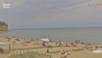 Orłowo - Uola, paplūdimys