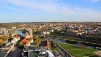 Vilnius - Neris, Vilniaus aukštutinės pilis