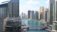 Dubaj - Marina