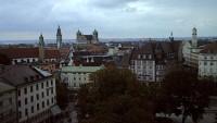 Augsburg - Perlachturm, Rathaus
