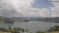 Zawóz - Jezioro Solińskie