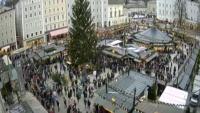 Zalcburgas - Christkindlmarkt