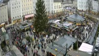 Salzburg - Christkindlmarkt