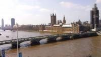 Londyn - Pałac Westminsterski