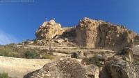 Alicante - Castillo de Santa Barbara