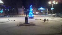 Spassk-Dalny - Lenin Square