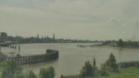 Antwerpia - port
