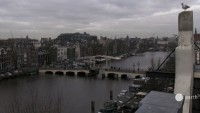 Amsterdam - rzeka Amstel
