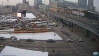 Dworzec Centralny, Złote Tarasy, Rondo Czterdziestolatka