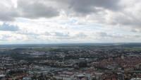 Amberg - View from Mariahilfberg