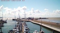 Ameland - Nes - Hafen