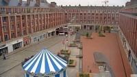 Amiens - Place de l'Hôtel de ville