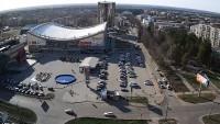 Angarskas - Leningrado prospektas, stadionas