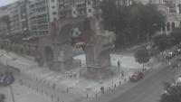 Saloniki - Galerieus Arch