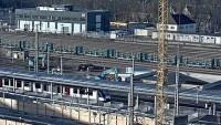 Augsburg - Railway station