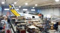 Urbana - Champaign Aviation Museum - B-17 Restoration