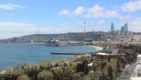 Baku - Panorama miasta