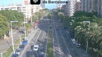 Barcelona - Kamery drogowe