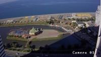 Batumi - Beach view