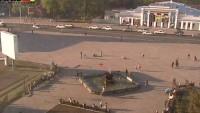Belogorsk - площадь 30летия Победы