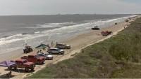 Bolivar Beach - Plaża