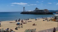 Bournemouth - beach