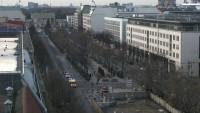 Berlin - Reichstag, Brandenburger Tor