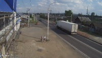 Bratsk - Traffic