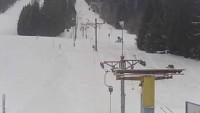 Bystre - Stok narciarski, basen