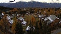 Crans-Montana - Panoramic view