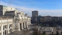 Milanas - Milano Centrale, Piazza Duca d'Aosta