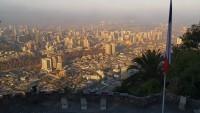 Santiago - Panorama miasta