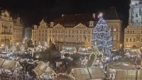 Prague - Old Town Square - Christmas market