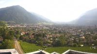Chur - Panorama miasta