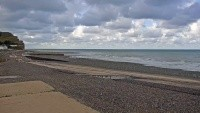 Criel-sur-Mer - Spiaggia
