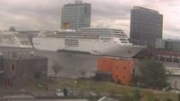 Amsterdam - Terminal statków rejsowych