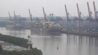 Hambourg - ADM Silo - Port