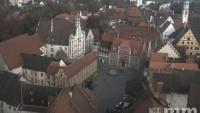 Memmingen - Marktplatz