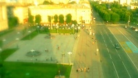 Czerkasy - Plac Katedralny