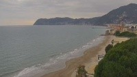Alassio - Plaża