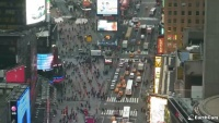 Times Square - South view