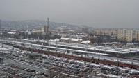 Budapest - Kelenföld railway station