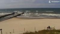 Dźwirzyno - Plaża, port