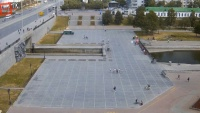 Ekaterinburg - 1905 Goda Square