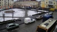 Chernivtsi - Philharmonic Square
