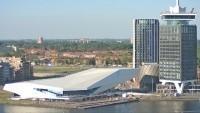 Amsterdam - A'DAM Toren, EYE Filmmuseum