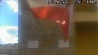 ul. Równa - flagi